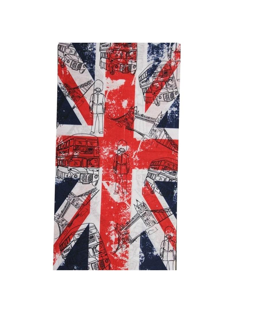 Микрофибърна кърпа - шал Англия