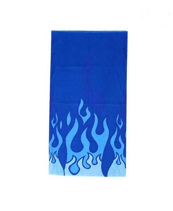 Стрийт шал с огън