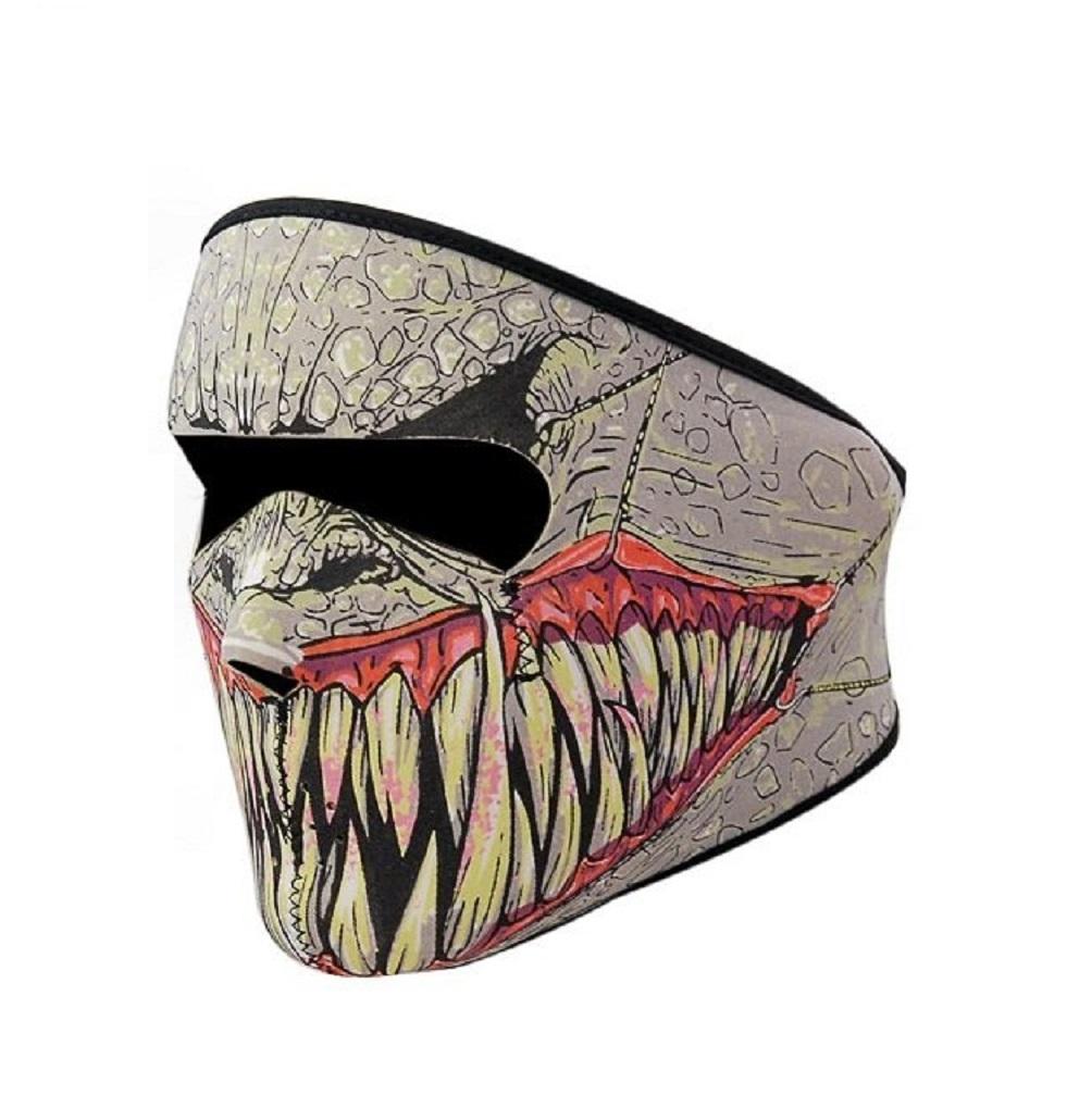 Цяла маска за лице от неопрен