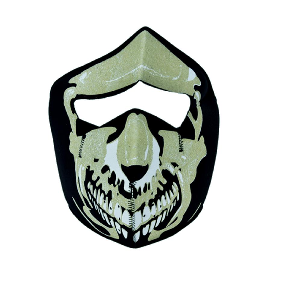 Защитна маска за зимата