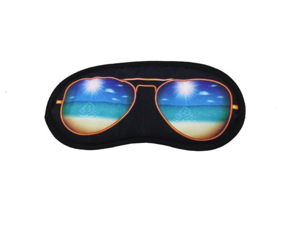 3D маска очила с пейзаж