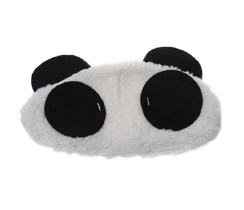 Детска маска панда