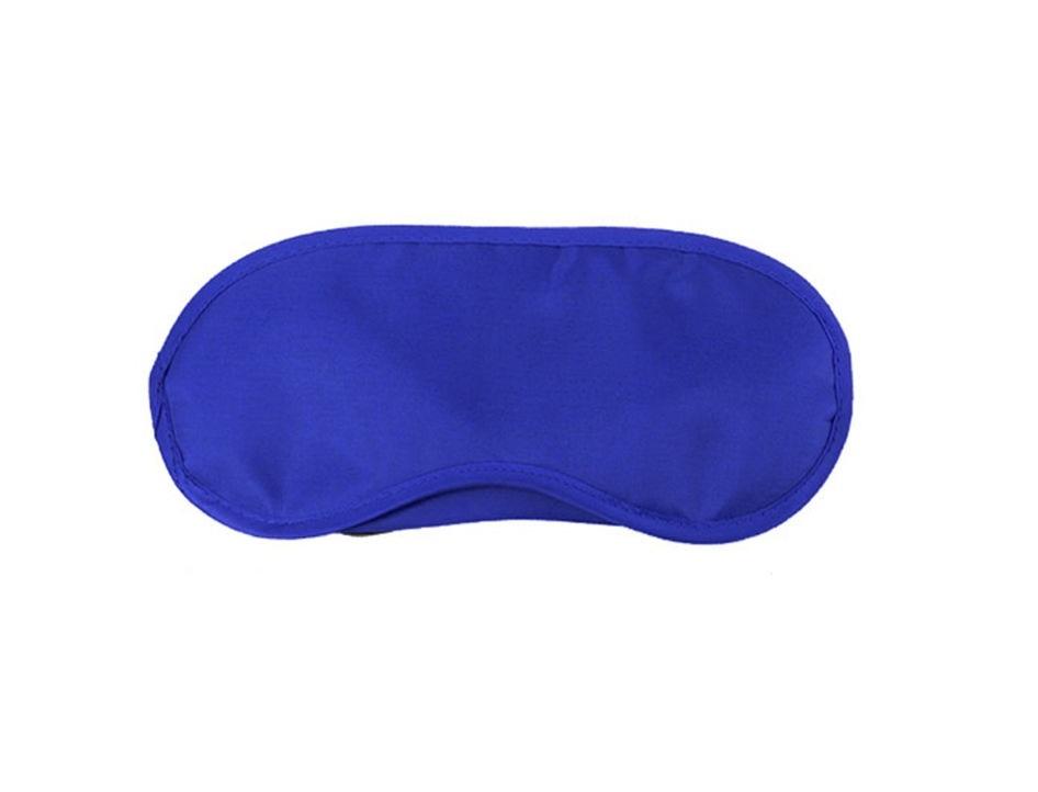 Маска за сън синя