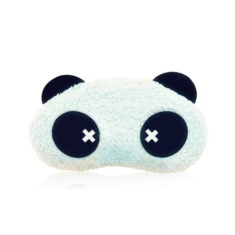 Маска за сън X панда