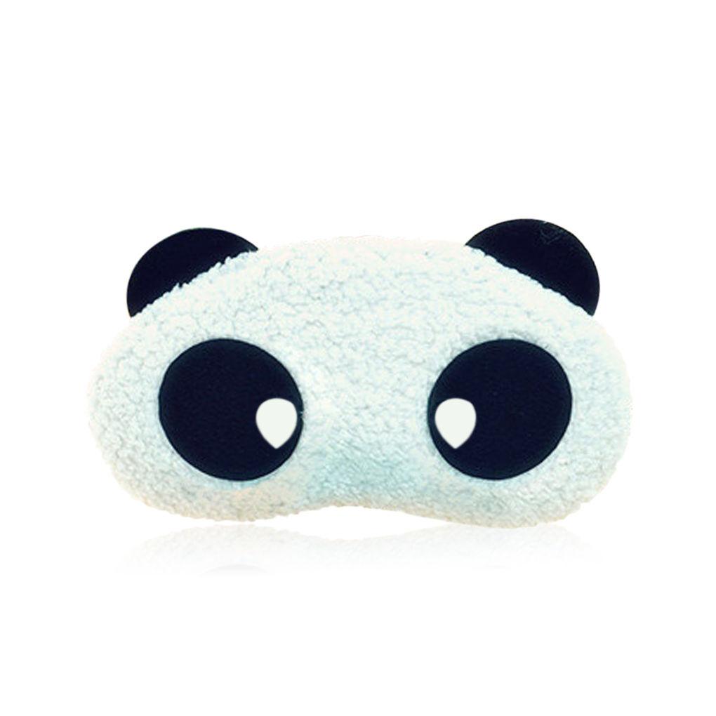 Панда маска за спане