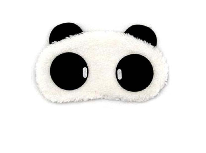 Релаксираща панда маска