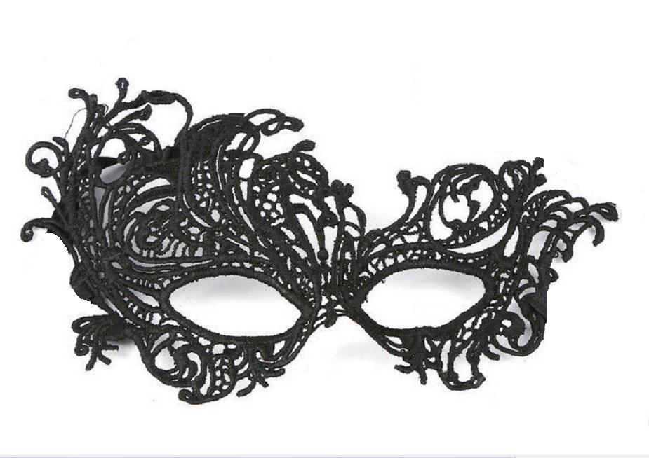 Дантелена бал маска