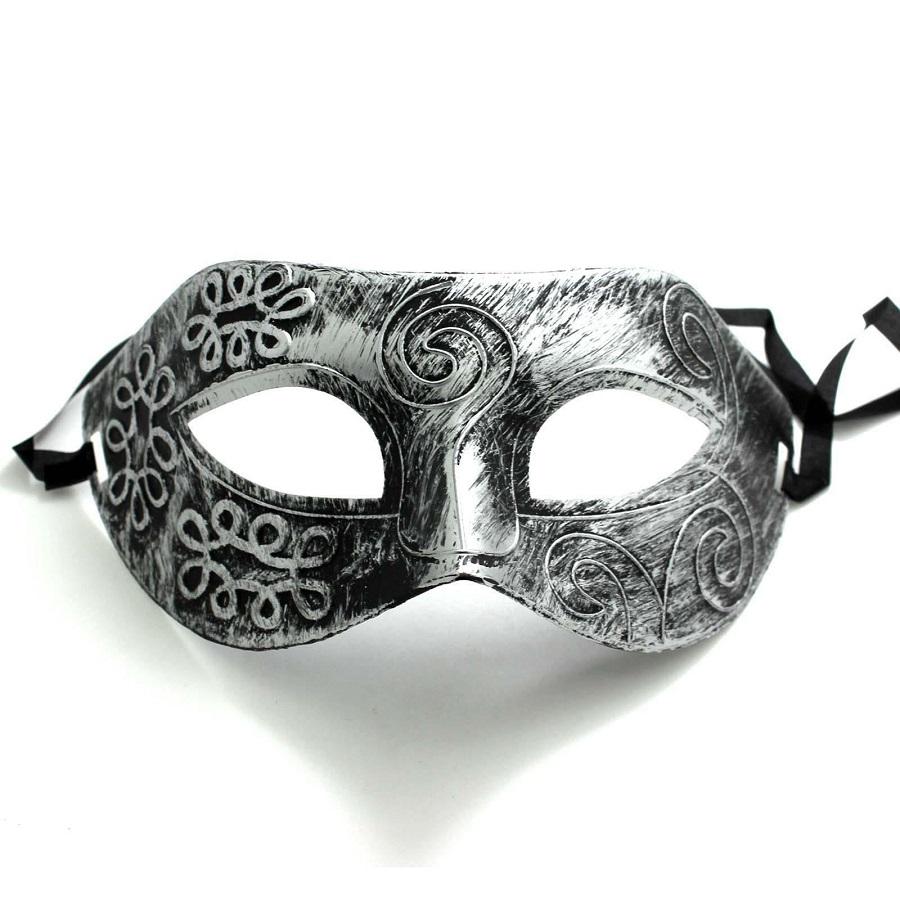Гладиаторска маска за Хелоуин