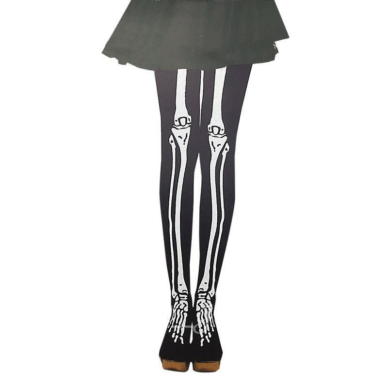 Клин за Хелоуин скелет