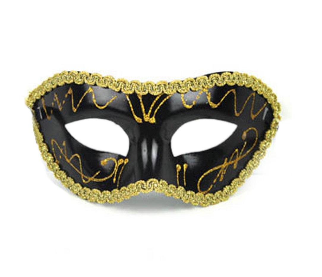Мъжка карнавална маска