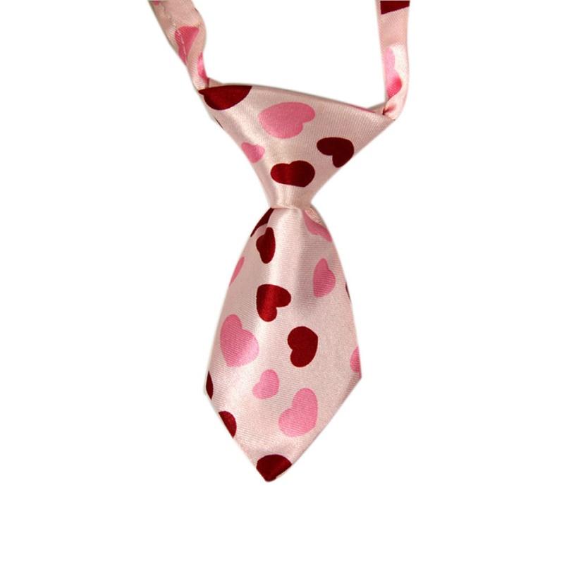 Малка розова вратовръзка