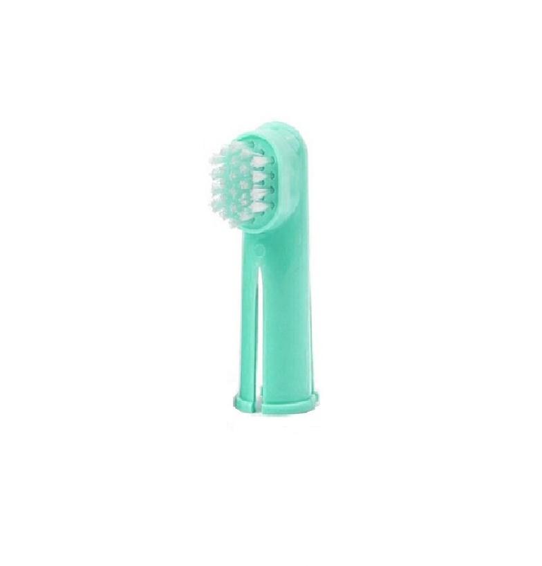 Пръстче за почистване зъбите на животно