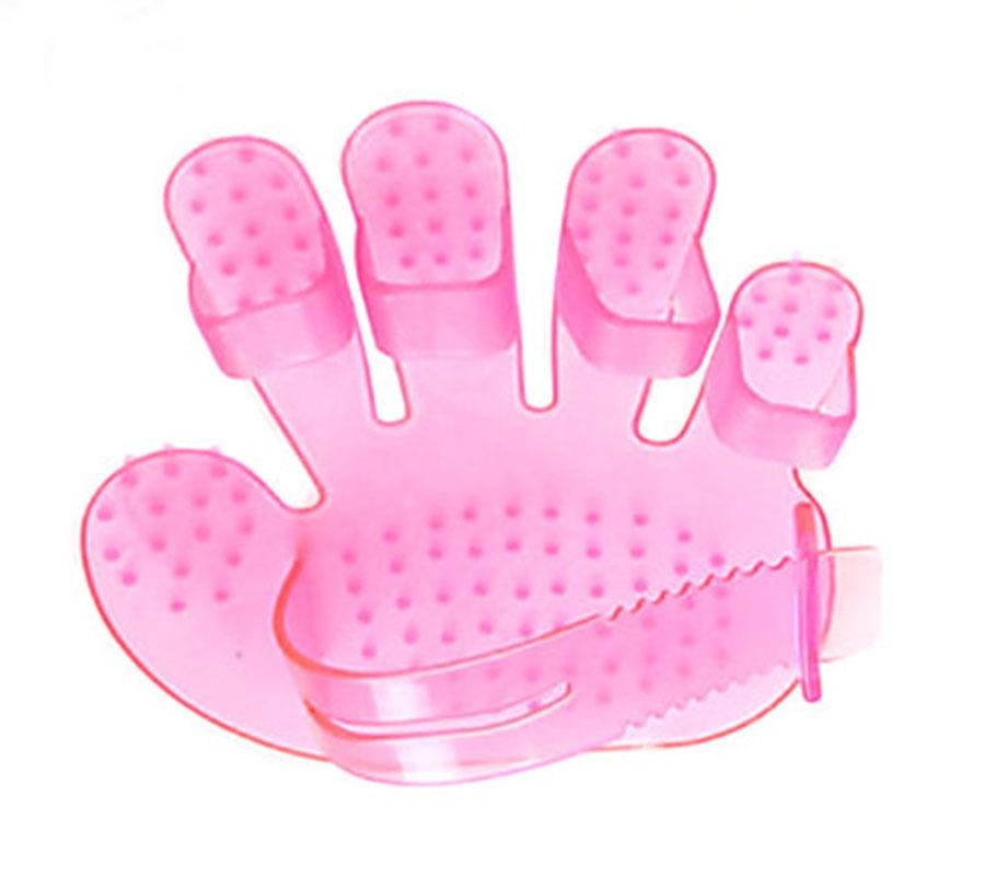 Ръкавица за къпане на домашни любимци