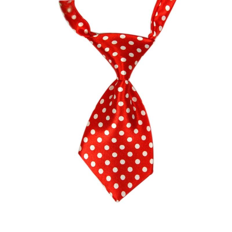 Вратовръзка на точки за кучета и котки