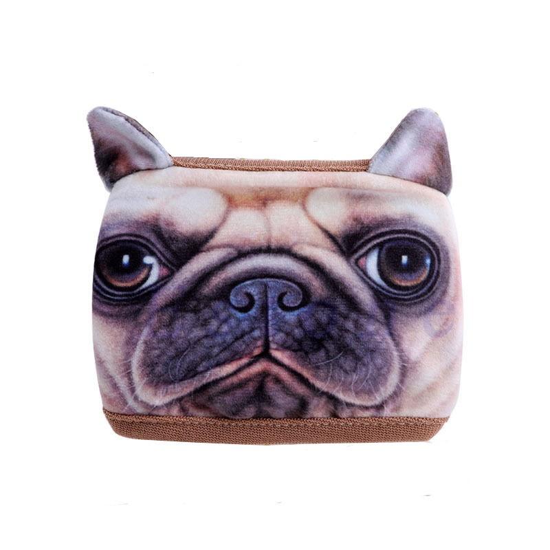3D противопрахова маска с куче
