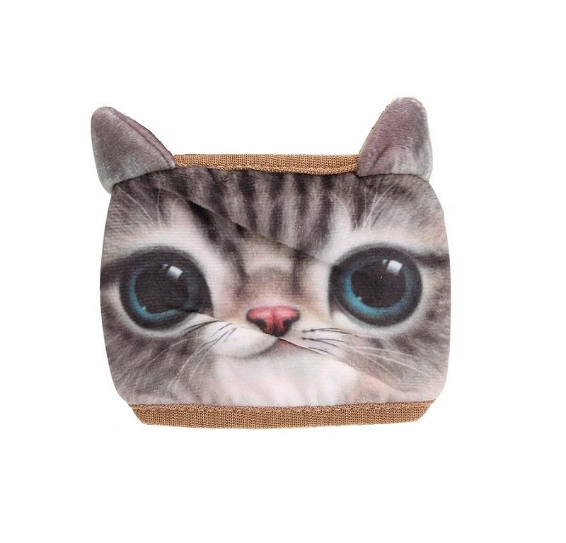 Маска за уста сладко коте