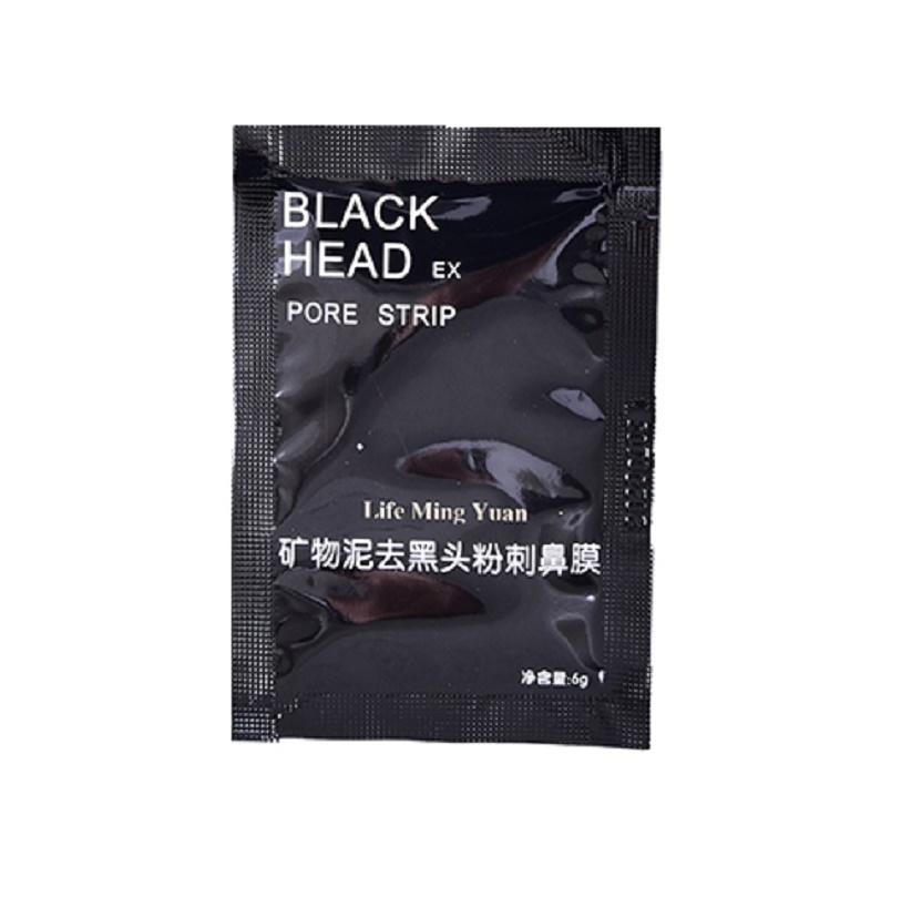 Пилинг маска за черни точки
