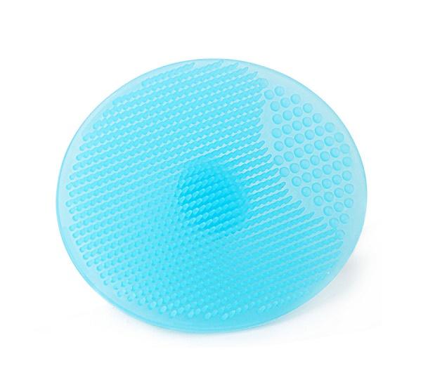 Силиконова гъбка за почистване на лицето
