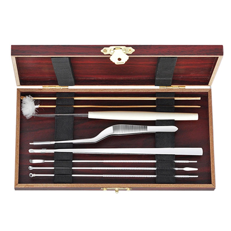 Луксозна кутия комплект инструменти за ушна кал