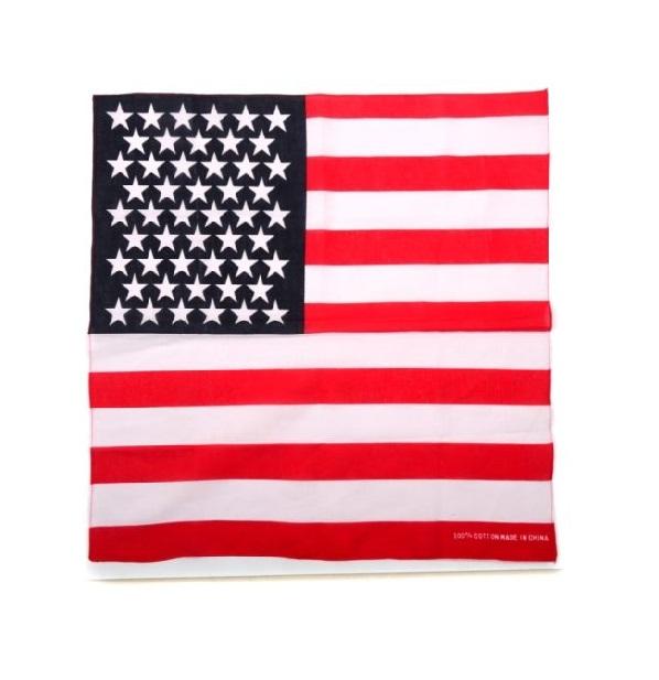Американско знаме кърпа