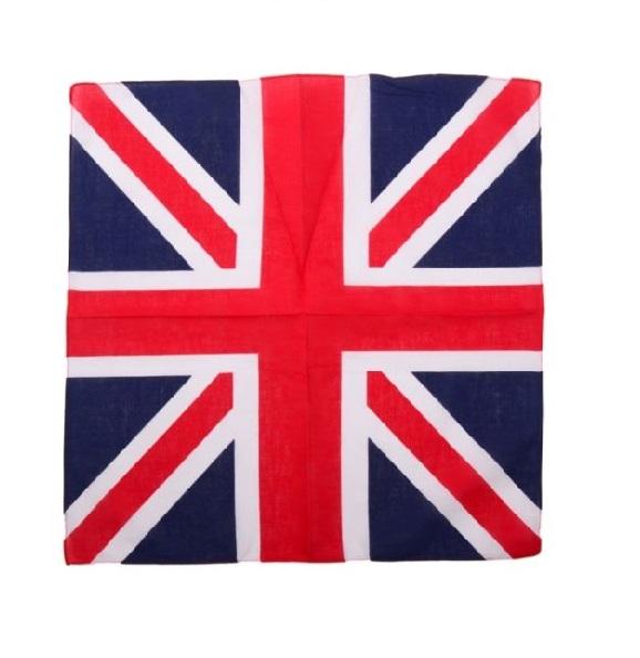 Британско знаме кърпа
