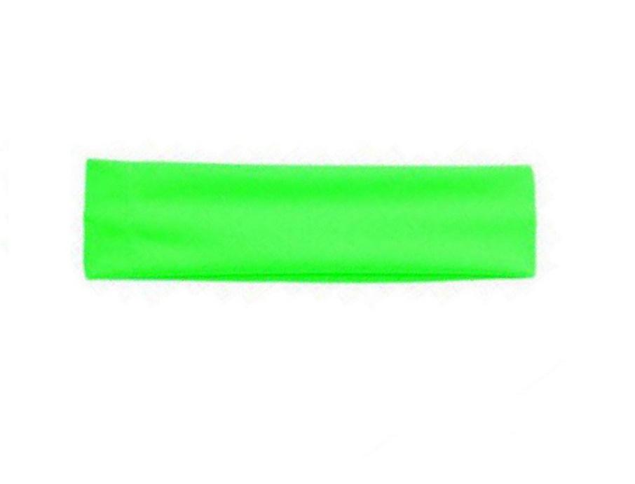 Електриково зелена лента за глава