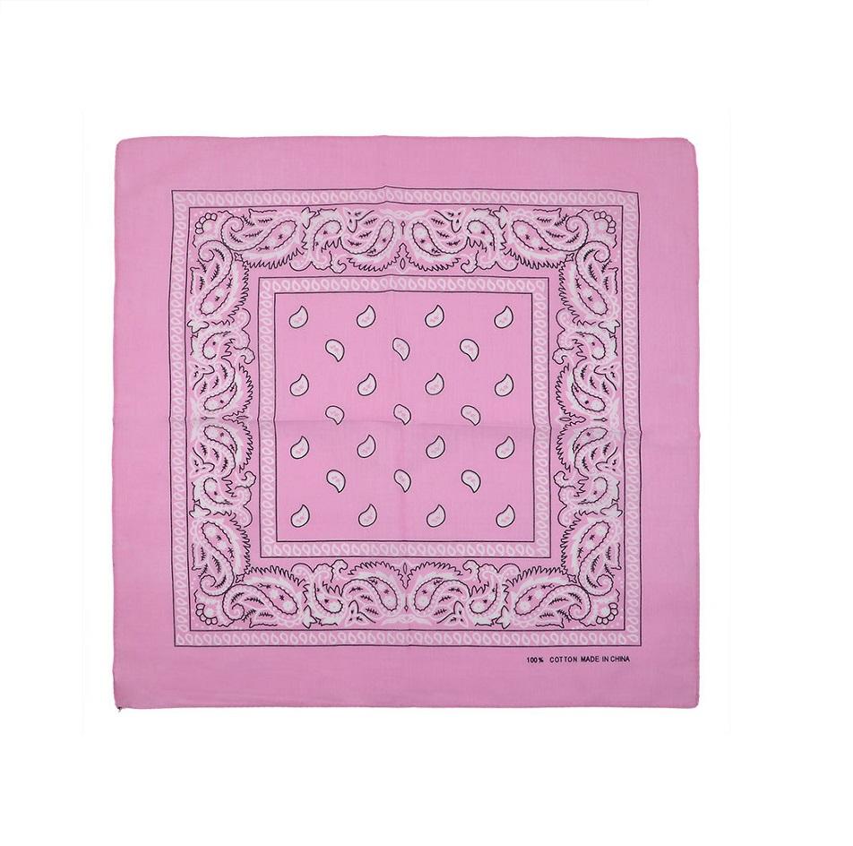Нежно розова кърпа