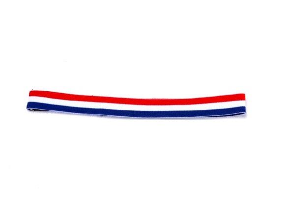 Трицветна лента за глава