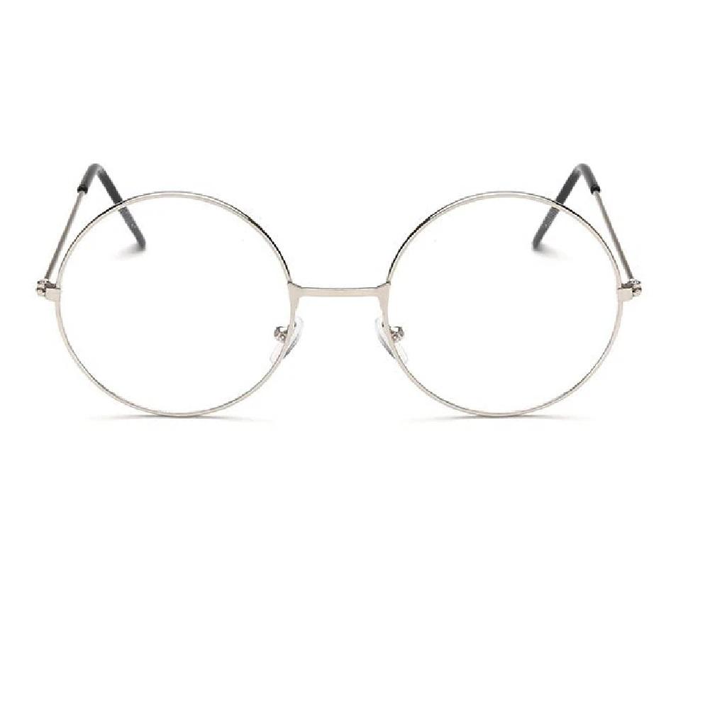 Кръгли очила прозрачни