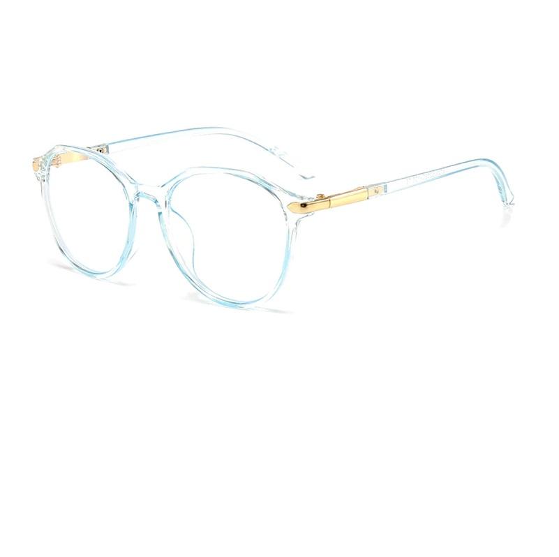 Пластмасови очила без диоптър за компютър