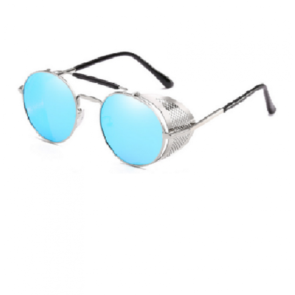 Слънчеви очила с капаци против бръчки