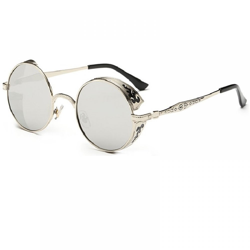 Слънчеви очила сребърни стъкла