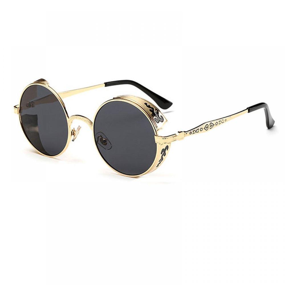 Слънчеви очила жълто черни рамки и стъкла