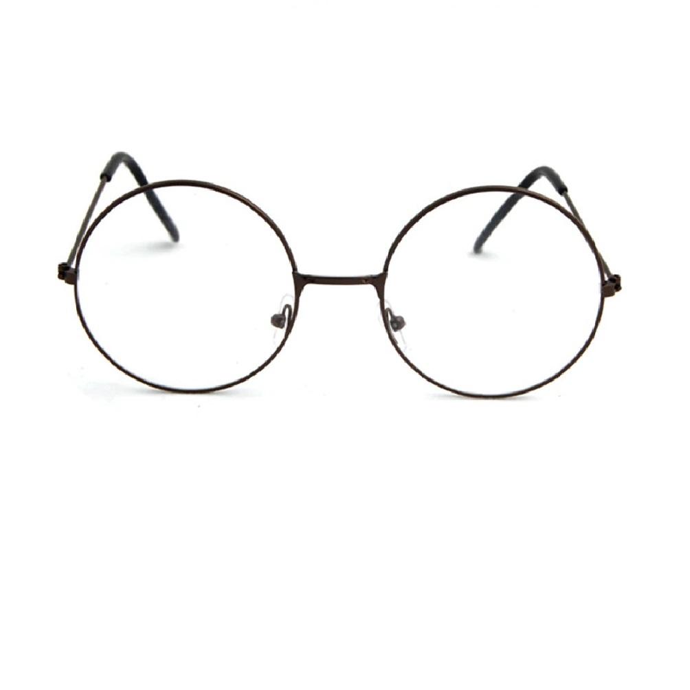 Кръгли очила графит