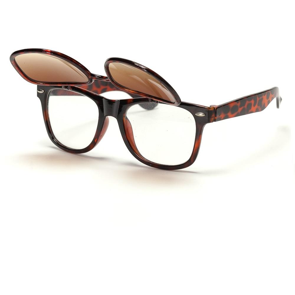 Слънчеви очила с двойни стъкла