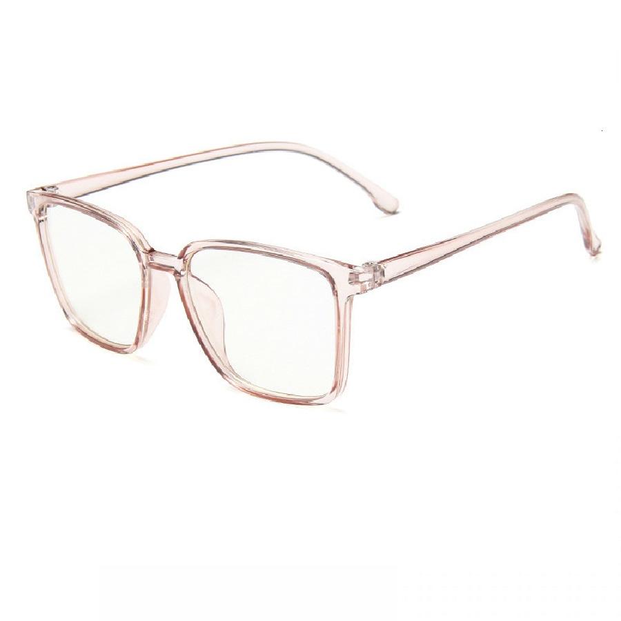 Очила с прозрачни изчистени рамки
