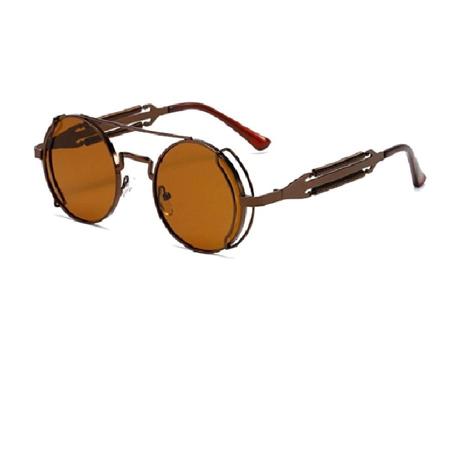 RG - очила с кафеви рамки