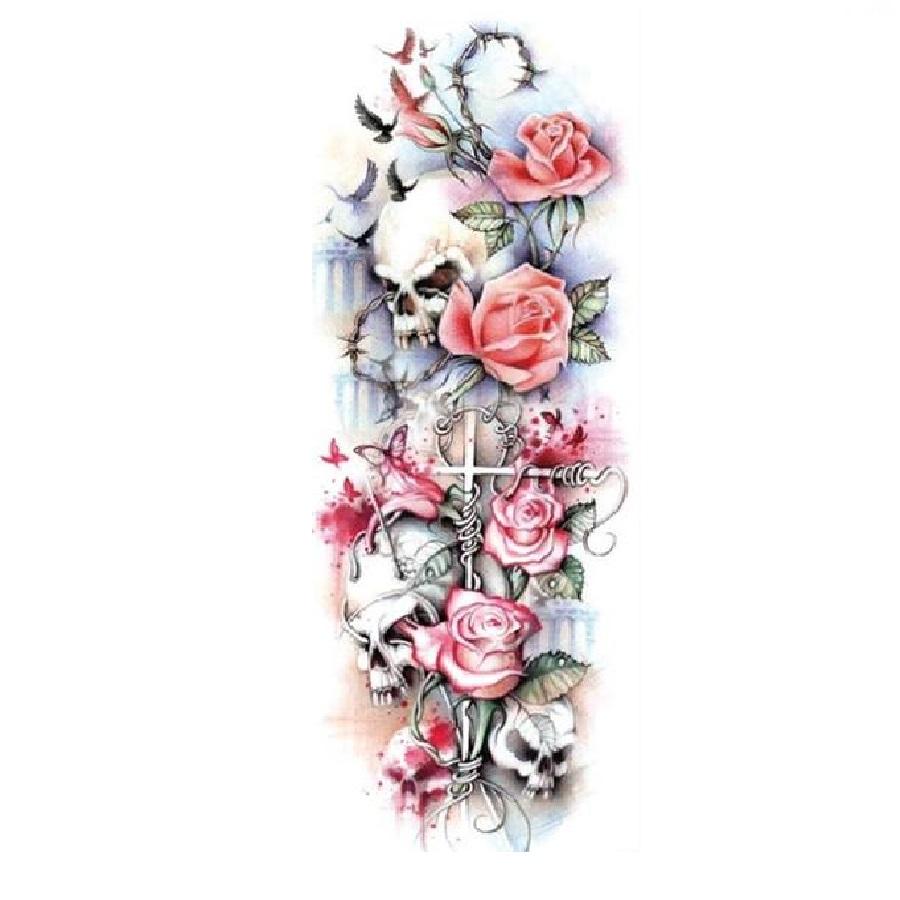 Временна татуировка 45 сантиметра
