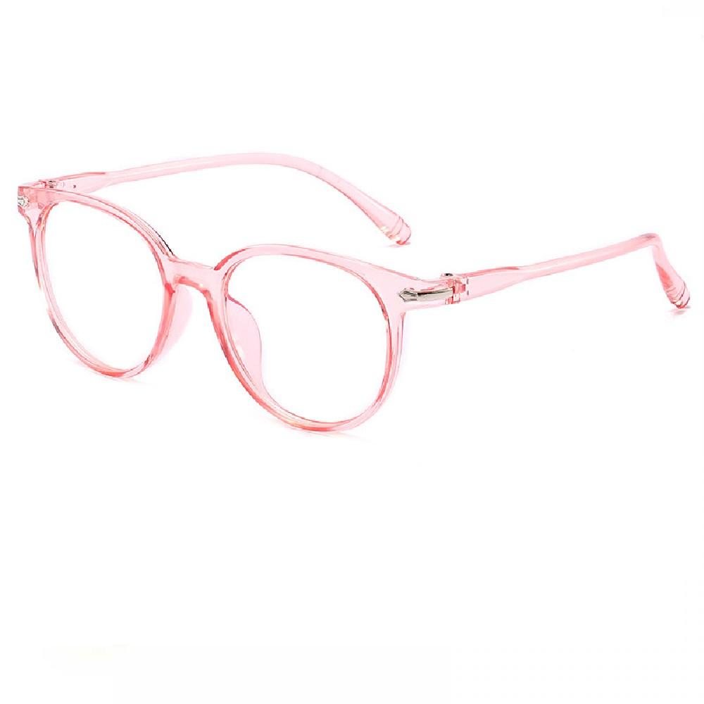 Елегантни дамски очила с прозрачни стъкла