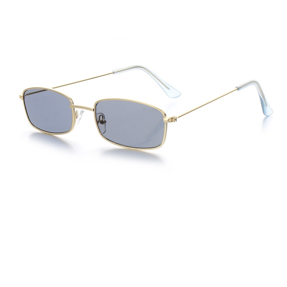 RG - очила с жълти рамки