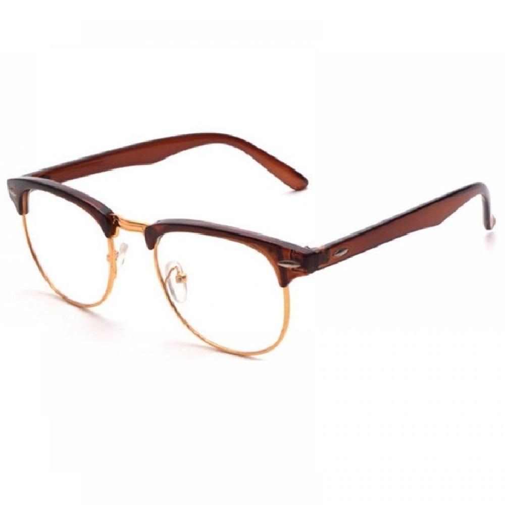 BROWLINE очила с горни рамки
