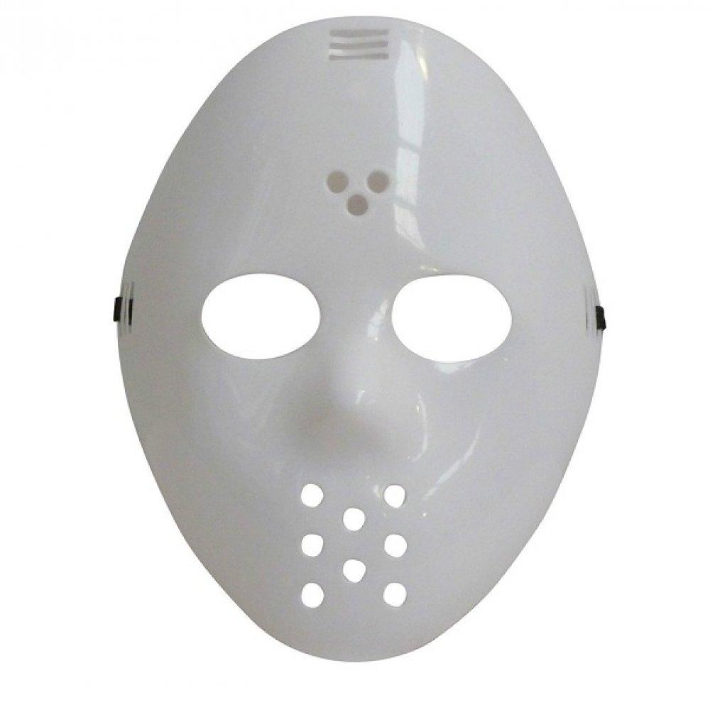 Бяла парти маска