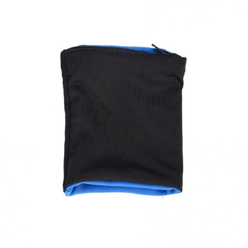 Черен накитник с джоб