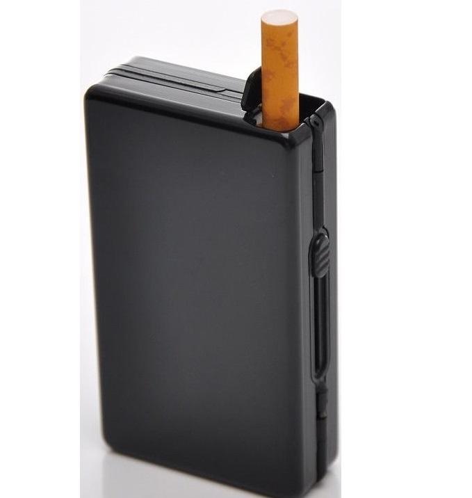Черна кутия за 10 цигари