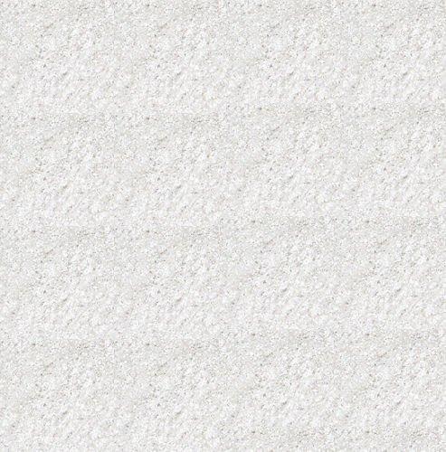 Брокат за нокти 10 грама в бяло