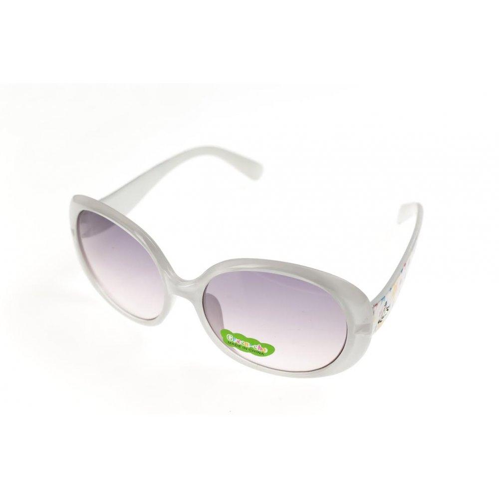Детски изсветляващи очила с бели рамки