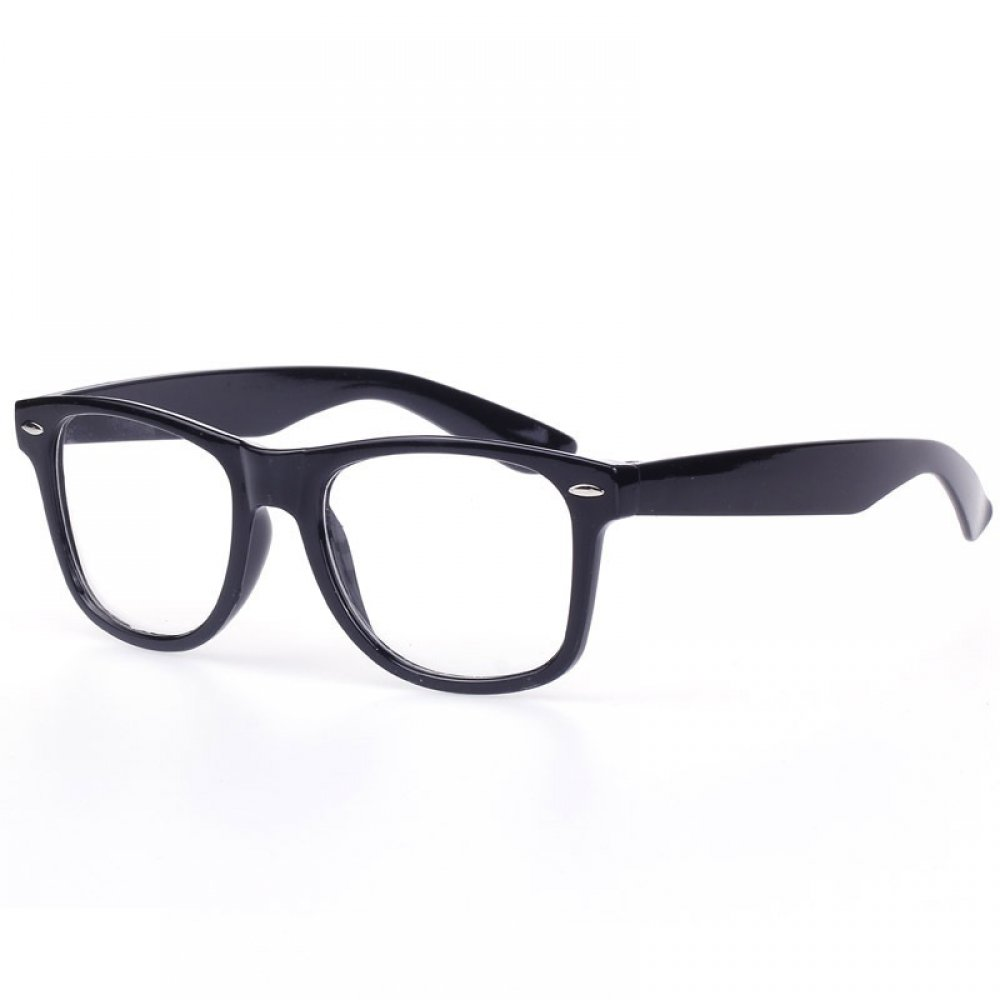 Детски очила черна рамка
