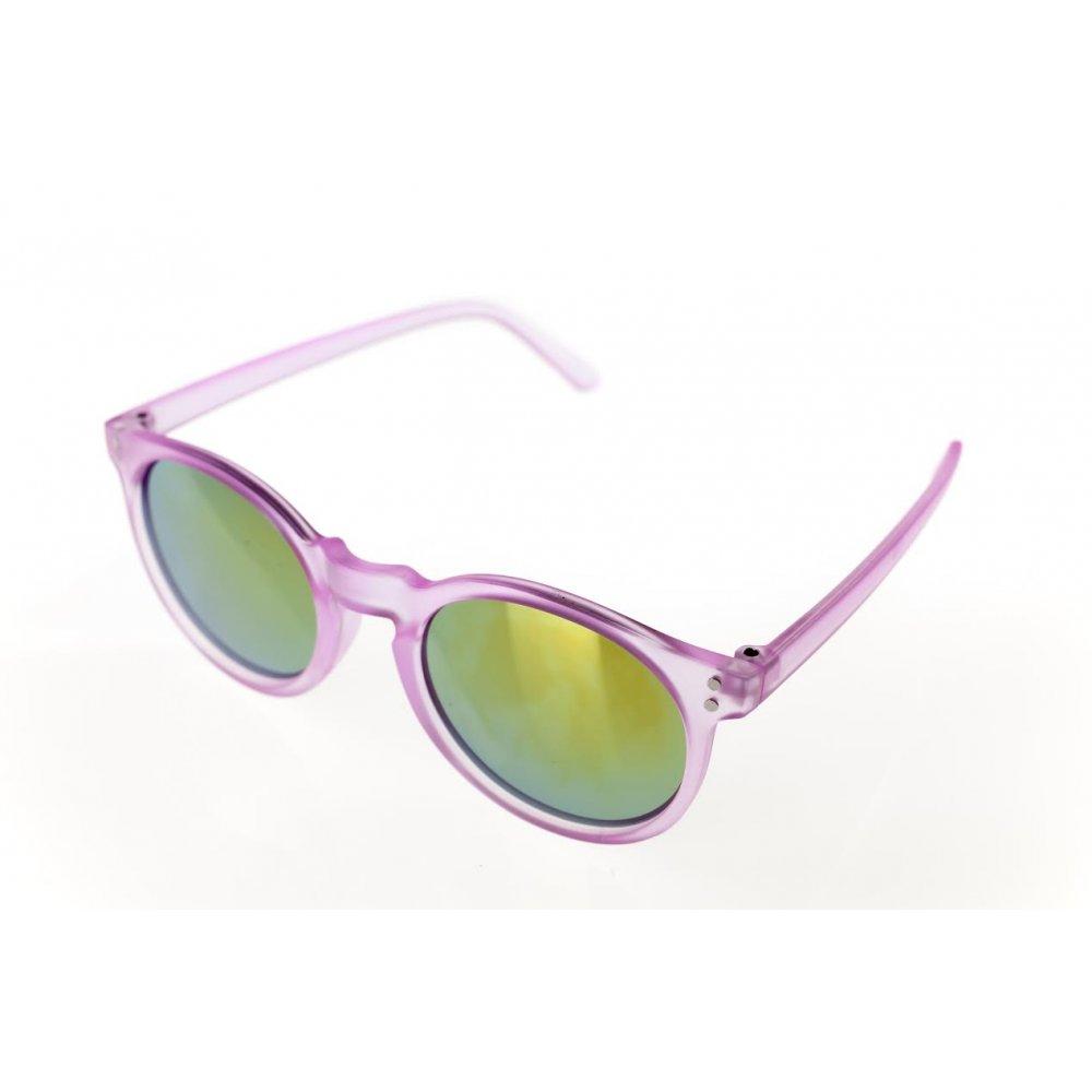 Детски огледални розови очила