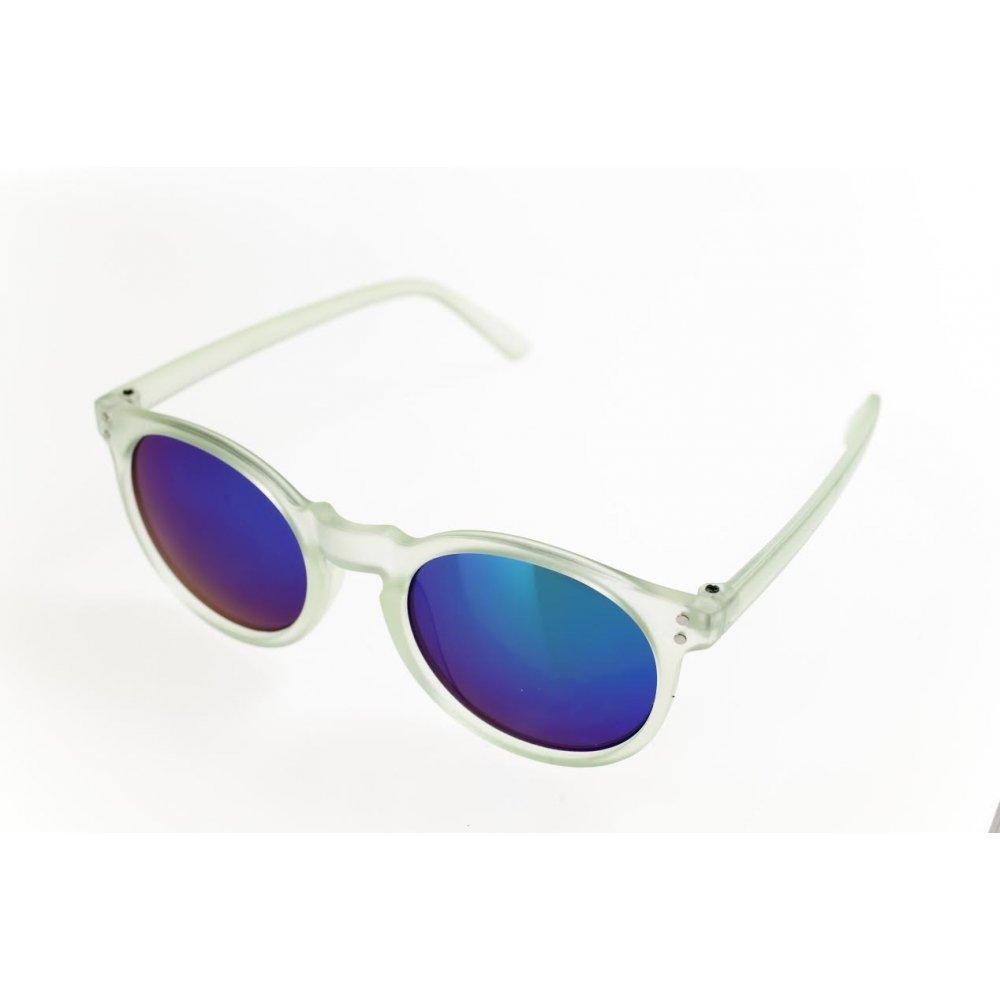 Детски огледални светло зелени очила