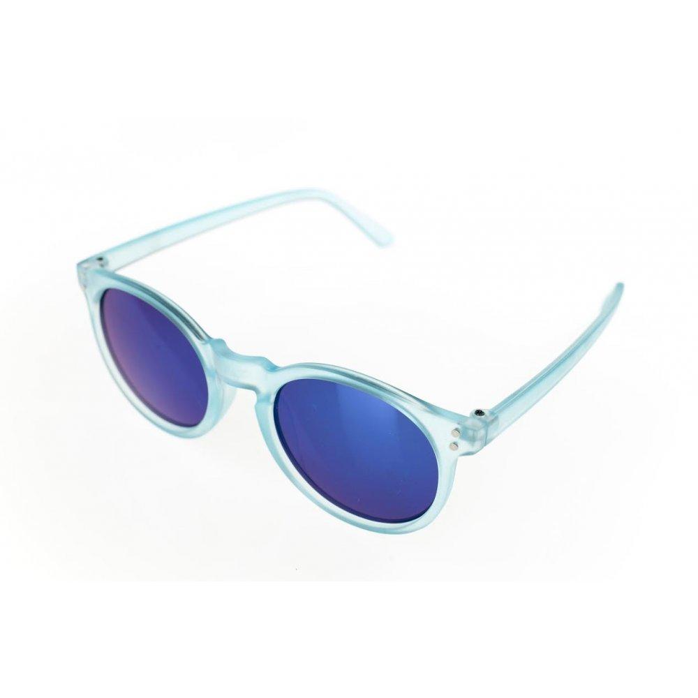 Детски сини огледални очила